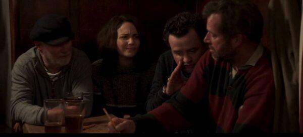 four in a pub