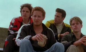 Popcorn and Inspiration: 'Good Will Hunting': Even Geniuses Have Trouble Leaving the Nest