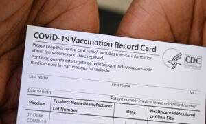 Thousands of Counterfeit COVID-19 Vaccination Cards From China Seized in Tennessee