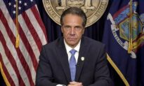 Gov. Cuomo Says Storm Won't Stop His Planned Resignation