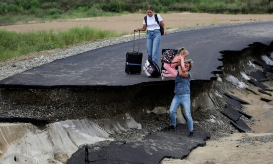 Over 1,500 Evacuated in Southern Russia After Heavy Rains