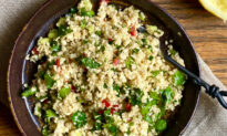 Turn Cauliflower Into 'Couscous' for a Light Summer Side