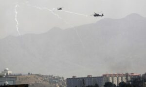 Taliban Enters Kabul, in Talks With Afghan Government for 'Peaceful Transfer of Power'