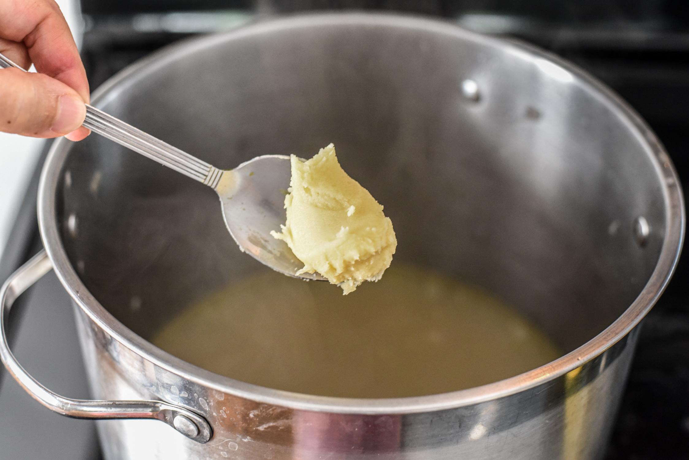 butter flour paste sauce