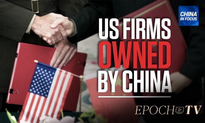 A still from an episode of 'China in Focus' released by EPOCH TV (EPOCH TV/Screenshot via The Epoch Times)