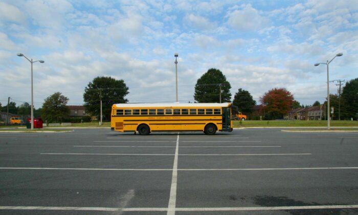 File photo of a school bus. (Mario Tama/Getty Images)