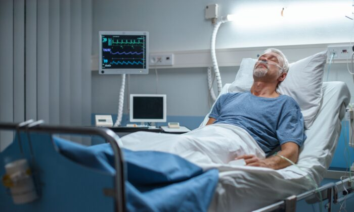 Recently published research found sepsis contributed to one in every two to three deaths in U.S. hospitals. (Gorodenkoff/Shutterstock)