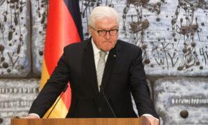 Afghan Turmoil 'Shames' the West, Says German President