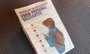 Red Cross Pamphlet Facilitates Illegal Immigration, Says Expert