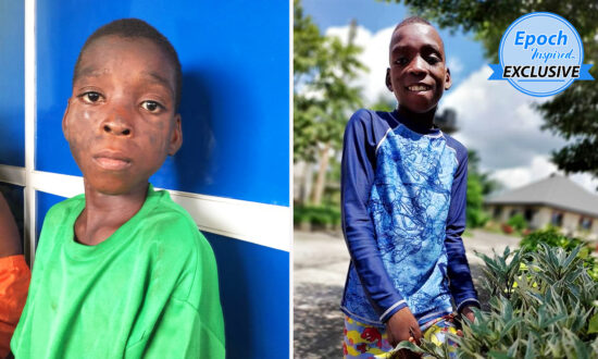 Naked Boy Found on the Street Tortured, Extremely Malnourished is Rescued and is Now Thriving