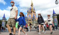 Disney World Tweaks Mask Policy, Optional for Outdoors
