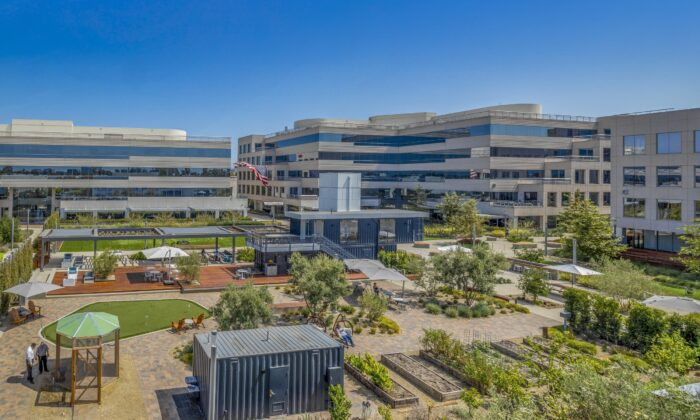 Image of Westcliff Preparatory Academy in Irvine, Calif. (Courtesy of the Westcliff Preparatory Academy)