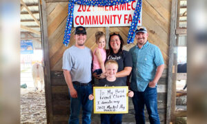 Boy, 8, Auctions Off His Pet Hog to Raise $19,500 for Best Friend With Brain Tumor