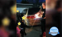Little Girl's Birthday Was Ruined by Domestic Dispute—So Police Officers Throw Her Impromptu Party