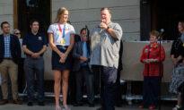 Orange Recognizes Gold Medal Olympian Resident, Celebrates Chamber's Anniversary