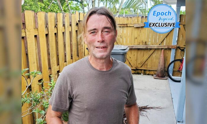 Tony Neil, from Palm Beach Gardens, Florida, rescued a man who was having a seizure.  (Courtesy of Tony Pando)