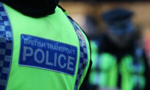 Two Injured in Level Crossing Crash Between Train and Tractor