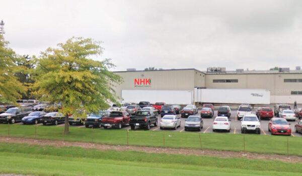 NHK Seating of America plant