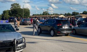 3 Students Shot in Drive-By Shooting Outside High School