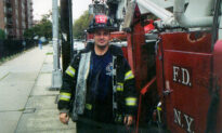 Brother of Firefighter Who Died in 9/11 Attacks Walks Over 500 Miles to Honor First Responders' Sacrifice