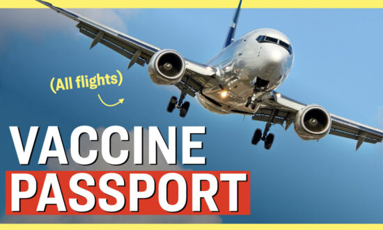 Facts Matter (Aug. 20): New Bill Bans All Unvaccinated Americans From Flying, Advancing Through Congress