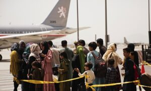 More than 18,000 Evacuated From Kabul Airport: NATO