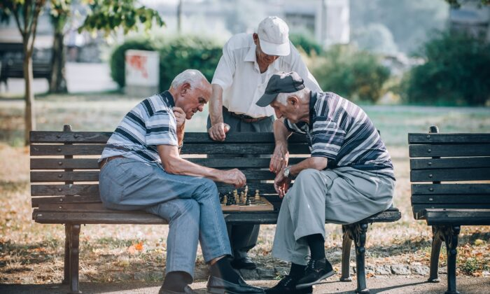 Dementia awaits far too many people. Fortunately activities like maintaining a social life and getting outdoors can lower your risk. (guruXOX/Shutterstock)