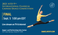 LIVE: 9th NTD International Classical Chinese Dance Competition Final and Awards Ceremony