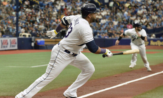 Rays Beat White Sox 8–4; McHugh Earns First Save