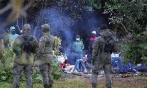 EU Neighbors Jointly Rebuke Belarus for Illegal Migrant Surge