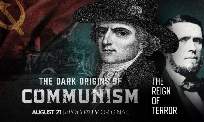 The Dark Origins of Communism: The Reign of Terror