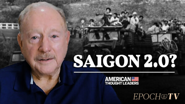 Vietnam War Reporter Ronald Yates: Is Afghanistan Withdrawal a Repeat of Vietnam?