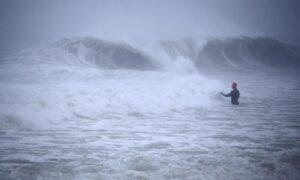 Tropical Storm Henri Tracks North After Landfall, Biden Makes Emergency Declaration