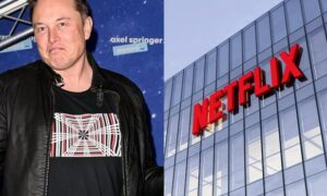 Elon Musk Teams Up With Netflix to Stream SpaceX Space Mission in 'Near Real Time'