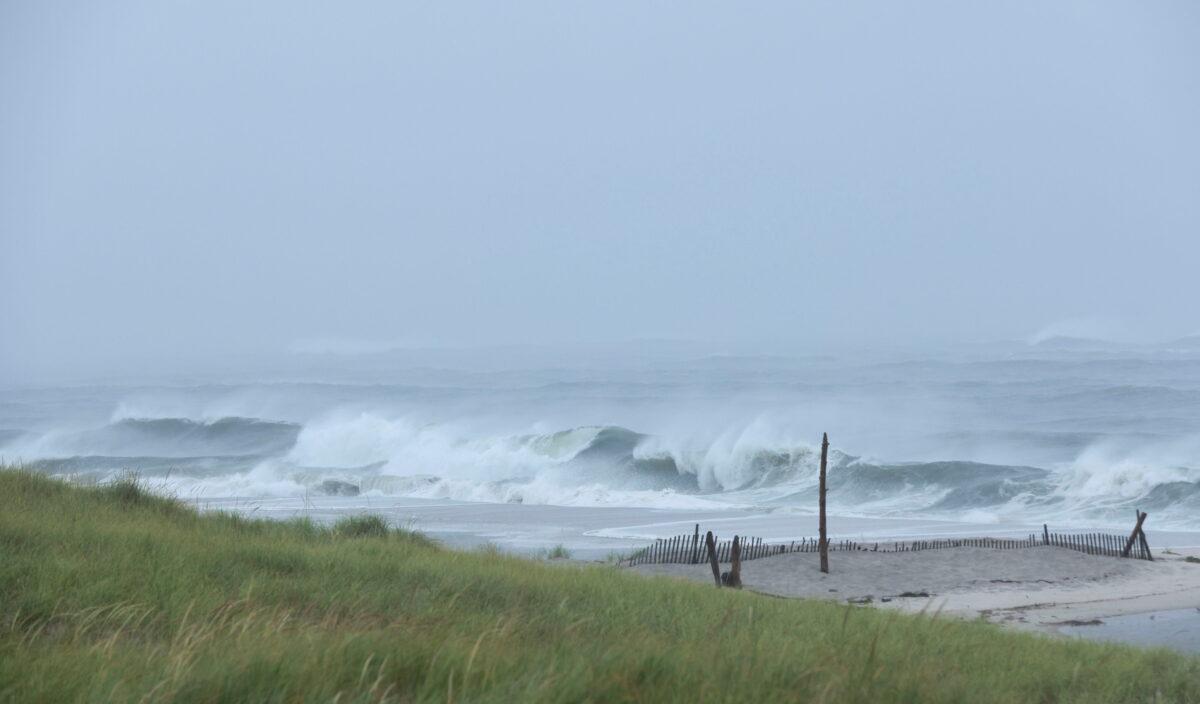 Storm Henri approaches