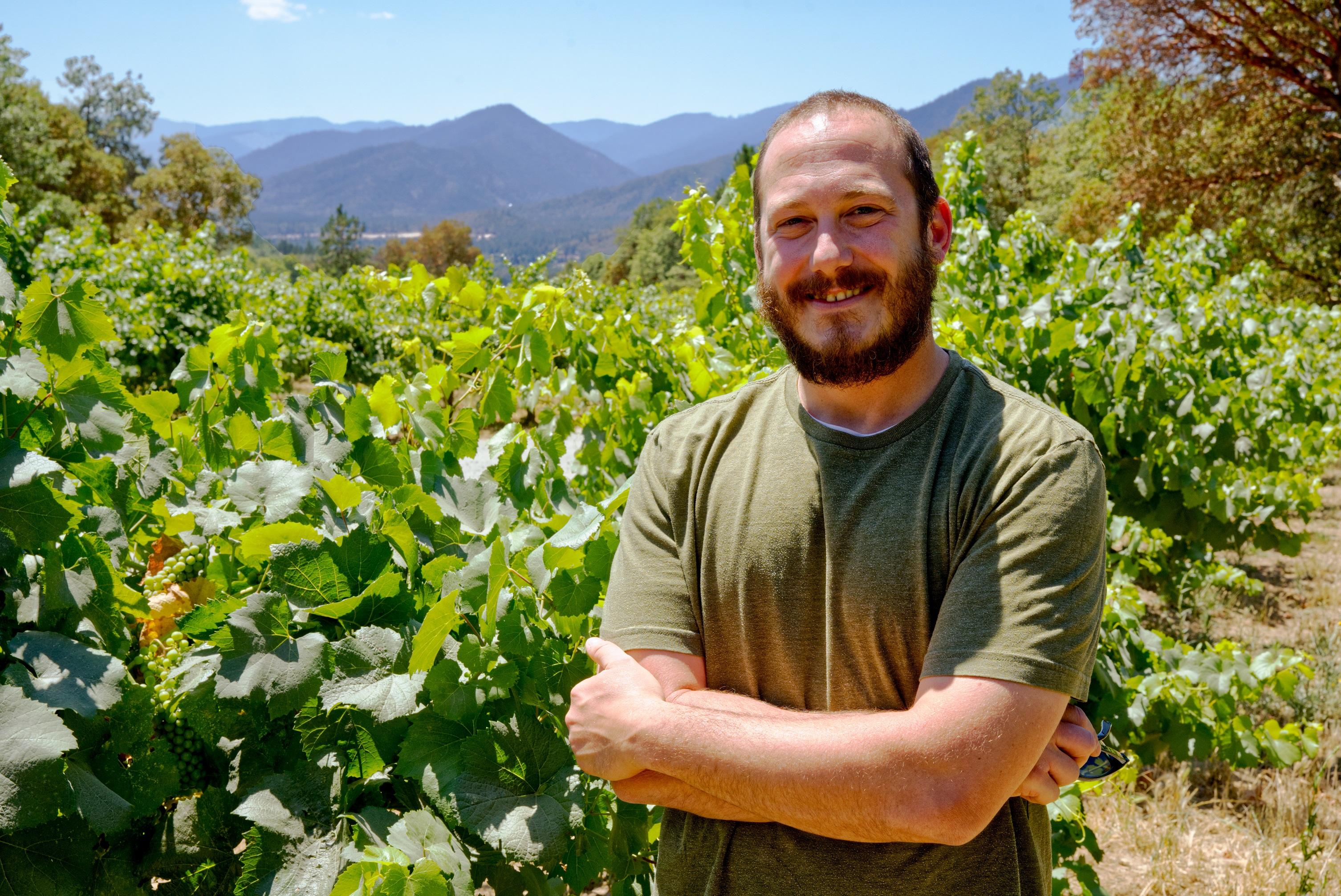 Winemaker Steve Grande