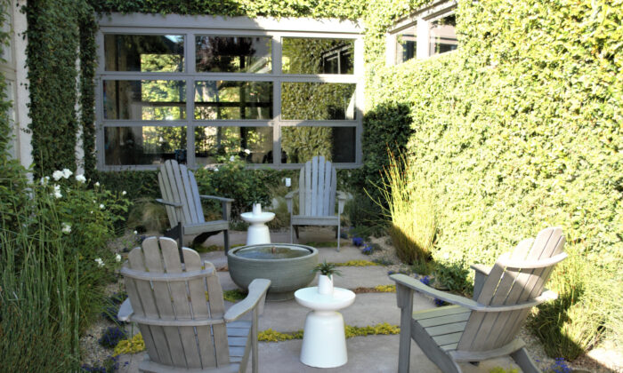 The R Inn in Napa, California, is perfectly located for exploring downtown. (Courtesy of Halina Kubalski)