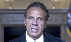 Andrew Cuomo Charged With Misdemeanor Forcible Touching: Complaint