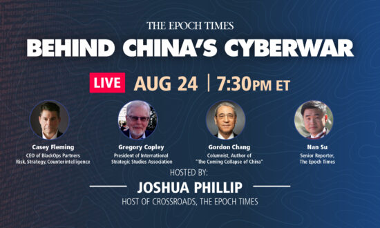 Special LIVE Q&A Webinar: What's Behind China's Cyberwar?