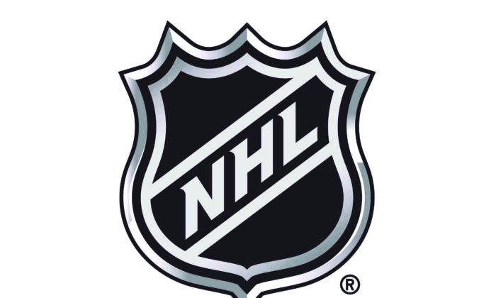 The National Hockey league logo is shown in a file photo. (The Canadian Press/Staff)