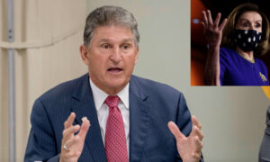 Manchin Says He and Biden Are 'Trying to Find a Pathway Forward' on Budget