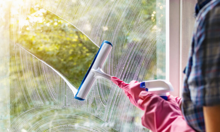 Clean windows will make the entire house look cleaner. (iStockphoto)