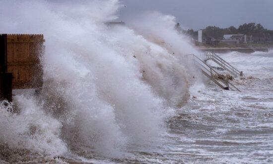 Henri Treks Slowly Across Northeast, Threatens Inland Floods