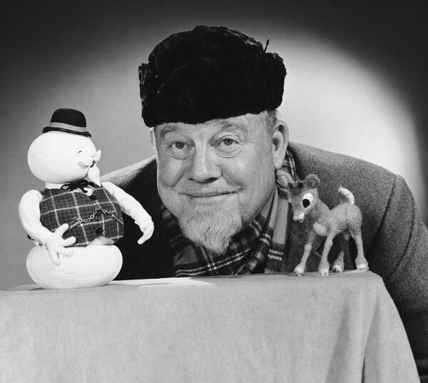 Burl_Ives_Rudolph_snowman_1