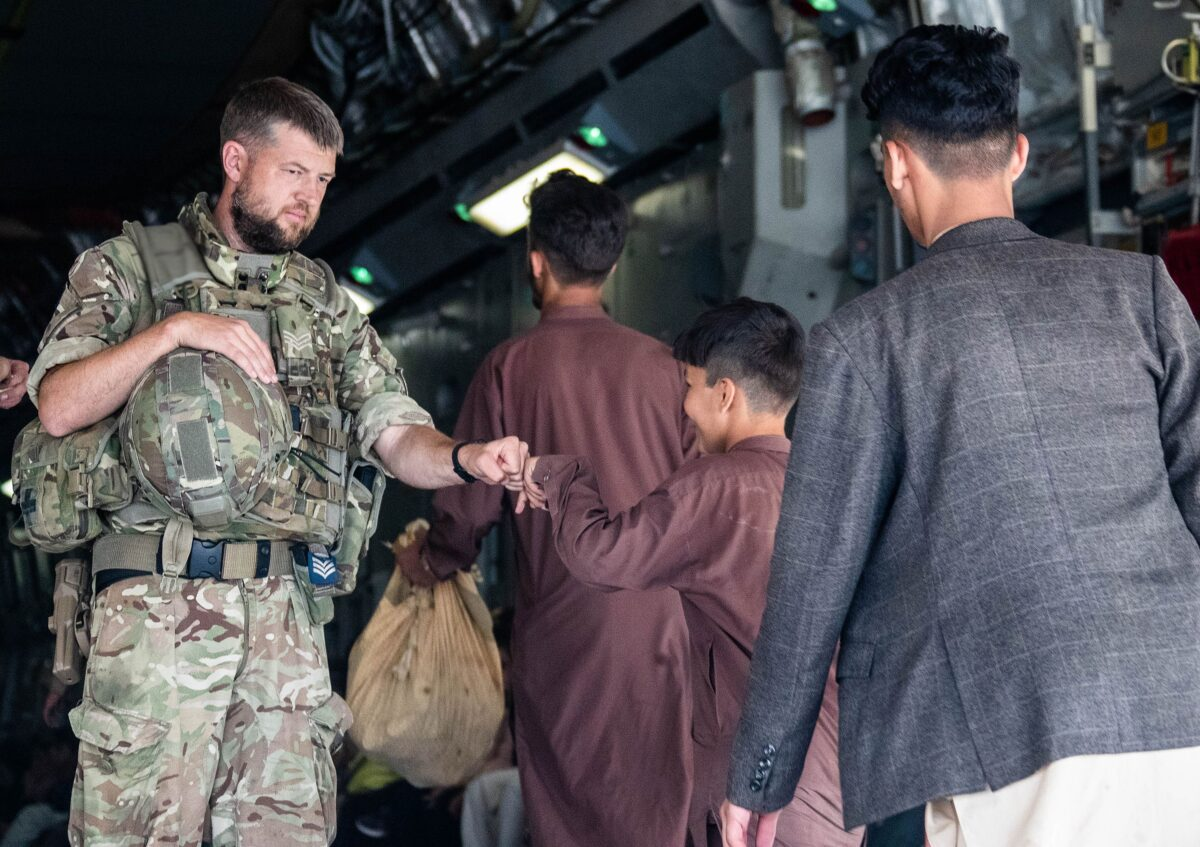 UK Afghanistan