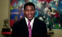 Former Football Star Herschel Walker Launches Senate Bid