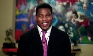 Former NFL Player Herschel Walker Runs for US Senate Seat in Georgia
