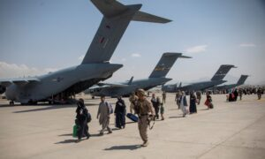 Briton Begs for Help After Mother and Sister Left Behind in Afghanistan