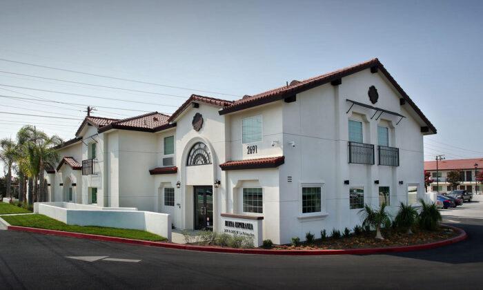 New housing complex, Buena Esperanza, in Anaheim, Calif. (Courtesy of the City of Anaheim)