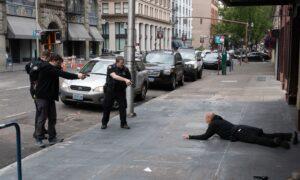 Portland Mayor Defends Policing Strategy After Street Brawls, Firefight